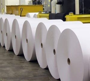 Quality Newsprint Paper 45gsm In Reels and Rolls Offset Paper