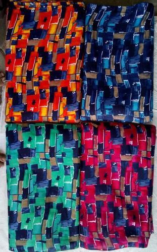 Rayon 120 GSM Procien Printed Fabric
