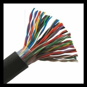 Pvc Dry Core Telephone Cables