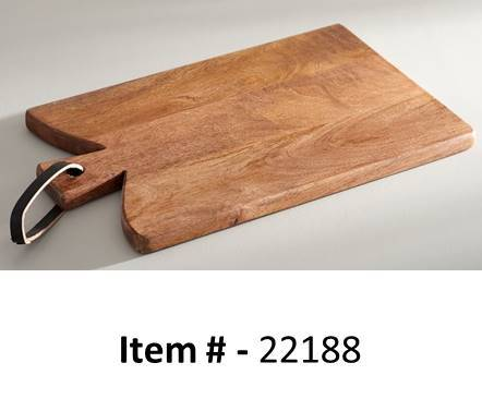 Wooden Chopping Boarrd