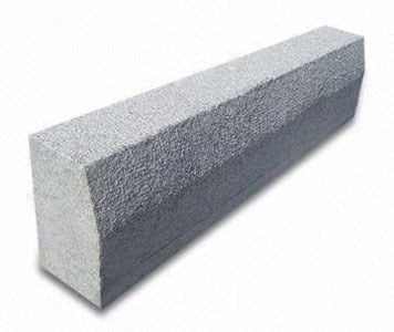 Grey Granite Water-repellent Interlocking Curb Stone