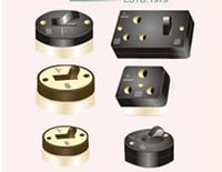 Porcelain Base Switches and Sockets