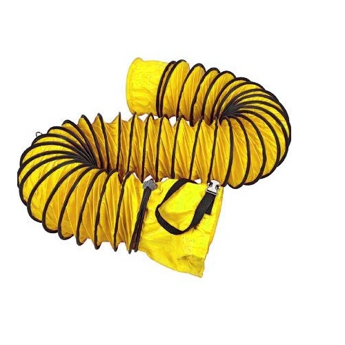 Yellow Ducting Hose