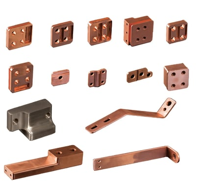 Copper Connection Components Length: Optional Millimeter (Mm)