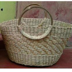 Handmade Bamboo Fruit Basket