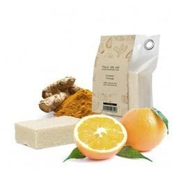 Herbal Lemon Turmeric Soap