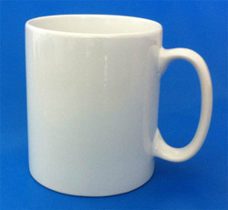 Ceramic White Sublimation Mug