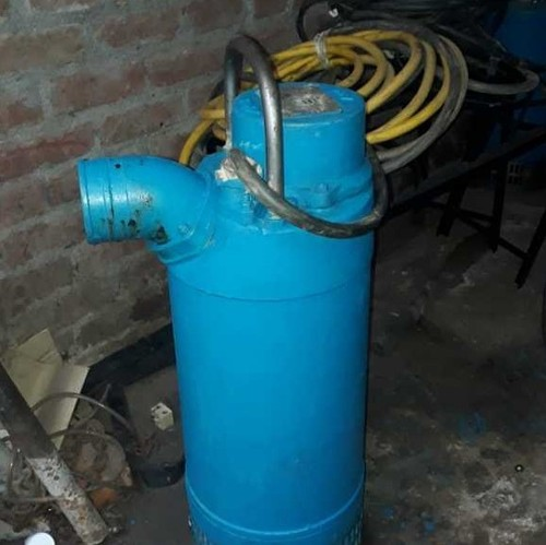 Electric Portable Dewatering Pump