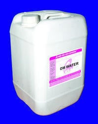 Para Fine Demineralized Water (DM Water)