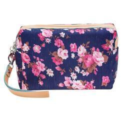 Printed Cosmetic Pouch Bag