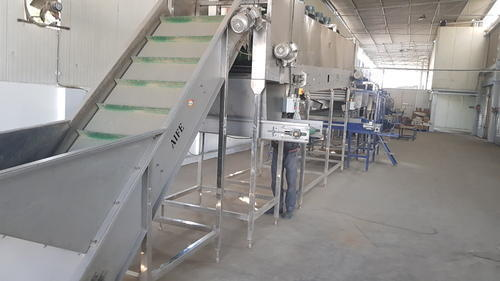 Grading Machine For Fruits And Vegetables