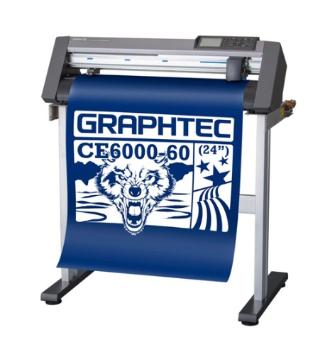 24 Inch CE6000-60 Vinyl Cutter (Graphtec)