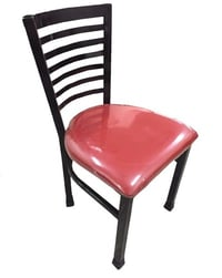 Attractive Color Combination Restaurant Chair