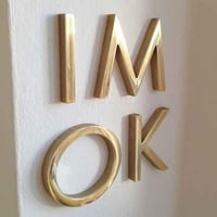 Brass Signs and Brass Letters