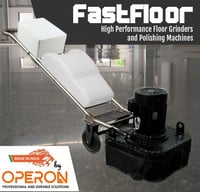 FastFloor FF10 Concrete Floor Grinding And Polishing Machine