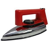 Red Functional Electric Iron