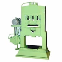 Hydraulic Power Press For Bending, Punching, Straitening And Riveting