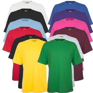 Colored T Shirts