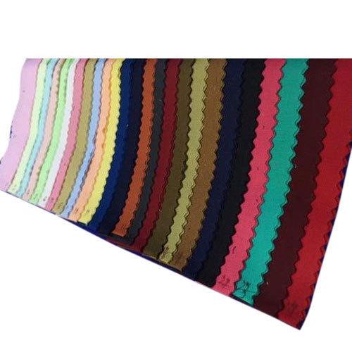 Cotton Plain Shirting Fabric
