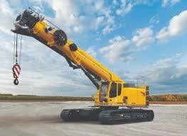 Fully Automatic Construction Cranes