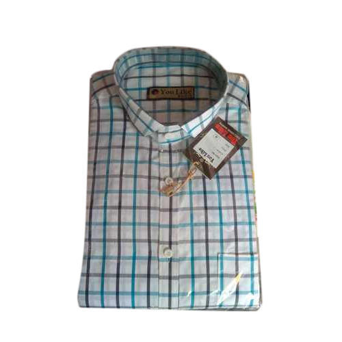 Mens Pure Cotton Shirts