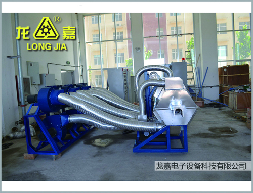 UV-LJ Type UV-Light Irradiation Cross-Linked Cable Machine