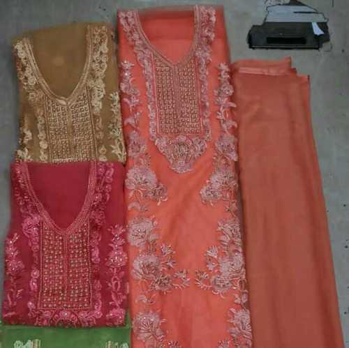 Designer Ladies Net Work Suit