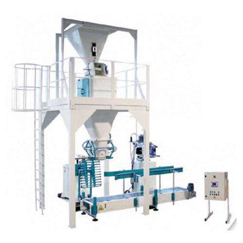 Fertilizer Weighing and Bagging Machine - TYCO (INDIA) PVT  LTD , C