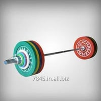 Olympic Weight Lifting set 190 kg (challenge)