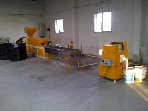 Semi-Automatic Extrusion Line