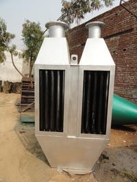 Waste Heat Recovery Recuperator