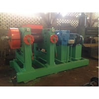 Automatic Rubber Cracker Mill