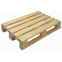 Four Way Compressed Wood Pallets