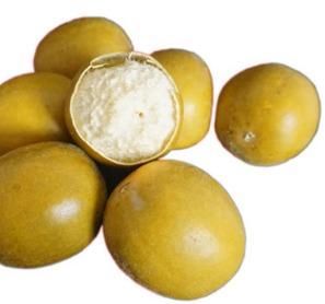 Dried Monk Fruit