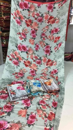 Exclusive Floral Printed Sarees