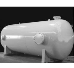 Cylindrical Pressure Vessel Tank