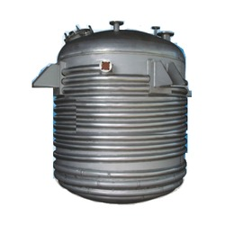 Gray High Strength Stainless Steel Reactor