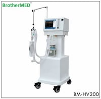 Multi-Functional Ventilator with 10.4 inch TFT LCD Screen