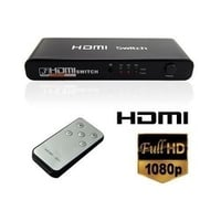 Robust Construction HDMI Switcher