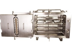 Stainless Steel Robust Construction Tray Dryer