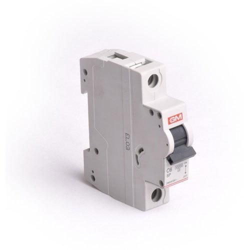 Single Pole MCB Circuit Breaker