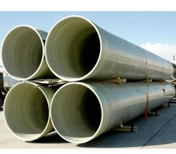 White Superior Quality Frp Pipes