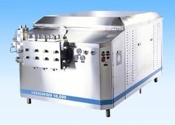 Automatic High Pressure Homogenizer