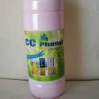 Black And White Crystal Clear Phenyl