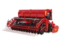 Fully Automatic Seed Drills