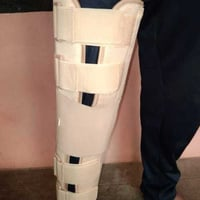 Long Knee Immobilizer Support