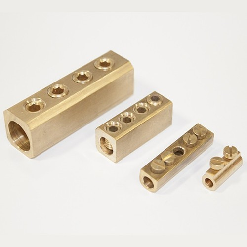 Brass Terminal For Insulated Connection Box