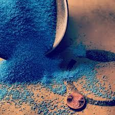 Crystals Copper Sulphate Pentahydrate