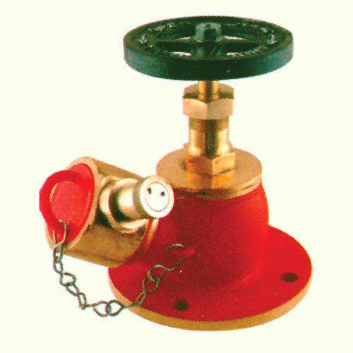 Fire Hydrant Landing Valve Oblique Type