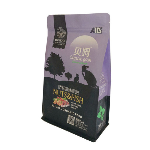 Quality Customized Laminated Dog Food Bag